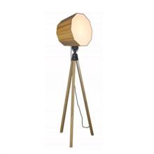 Home Simple Design Wooden Floor Lamps (F2005)