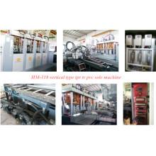 Machine unique de 2 stations TPU / Tr / PVC de couleur