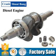 Shuaibang Competitivo Precio Estándar Diseño Gasolina Presión Lavadora Portátil Cigüeñal Fabricación