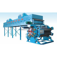 Roller Printing Machine Velvelt Fabric (CLJ)