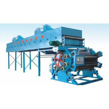 Velvet Dyeing Printing Machine Tip Discharge