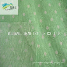 Printed 100% Cotton flower bubble Seersucker Fabric For Garment