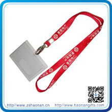 China Sublimationsdruck Polyester Neck Holder Lanyard