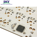 94v0 Dual Layer Aluminium Metal Core PCB FR4 Clad Copper MCPCB