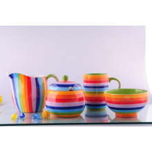 Ensemble de dîner peint en céramique (CZJM8510)