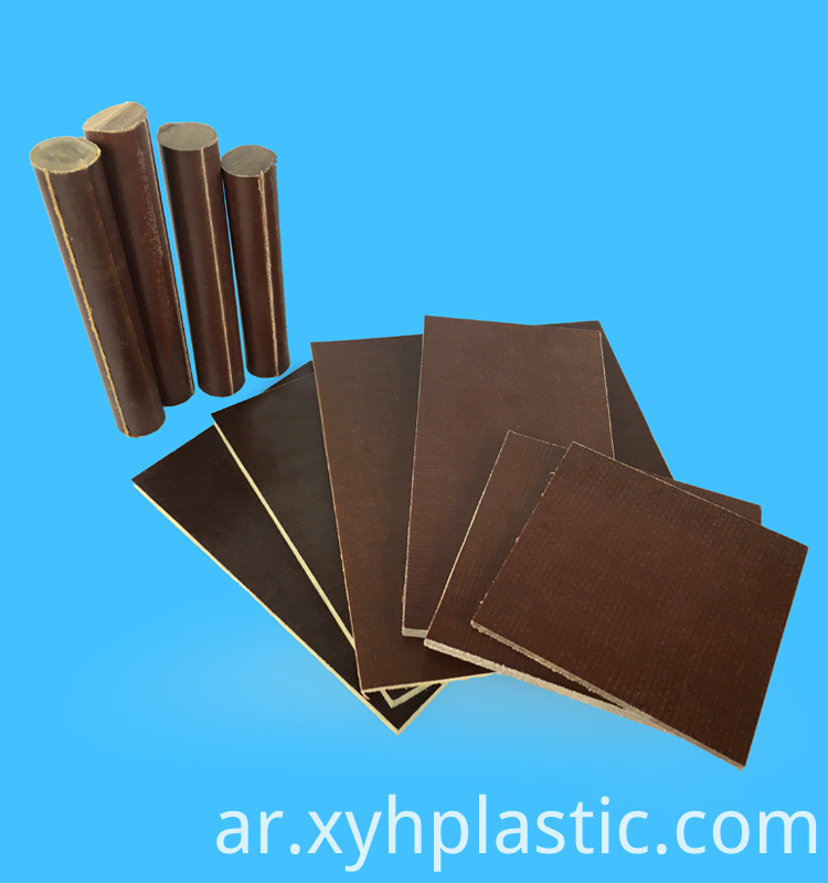 Phenolic Cotton Insulation Material Rod