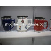 most popular products heart shape ceramic mug, ceramic chalk mug