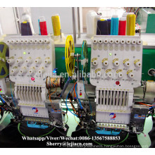 LJ Dual sequin Easy cording mixed Embroidry Machine