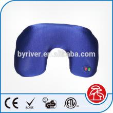 wholesale Horse shape vibrating massage travel neck pillow