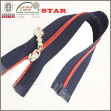 Open End Small Nylon Bag Zipper (# 5)