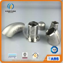 Puntera de acero inoxidable ASME B16.9 con TUV (KT0357)
