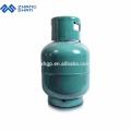 China Manufacturer 10kg Camping LPG Gas Cylinder for Africa