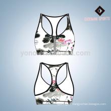 Sexy soutien-gorge élégant style chinois dames à la mode Yoga soutien-gorge