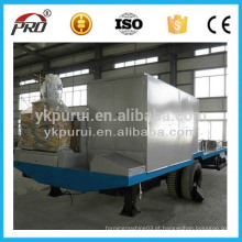 914-650 Large Roof Span Color Sheet Construction Cold Roll formando máquina