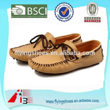 2015 fashion genuine leather shoes factory