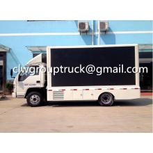 FORLAND LED Mobile Advertising Trucks For Sale