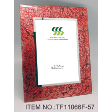 Square Paster Glass Photo Frame