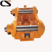 Coupleur rapide hydraulique d'attelage de pelle de 45ton PC450 PC400