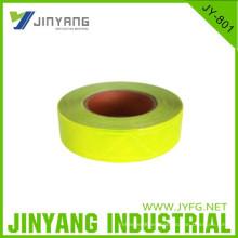 Hola vis color cinta de cristal reflectante de PVC