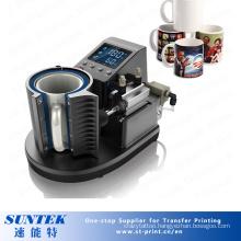 Automatic Pneumatic Sublimation Heat Press Single Mug Machine (ST-110)