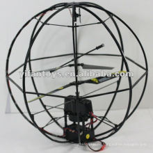 705 Erstaunlicher 3.5ch Kreiselkompaß RC Fliegenkugel RC UFO fliegen Ballspielzeug