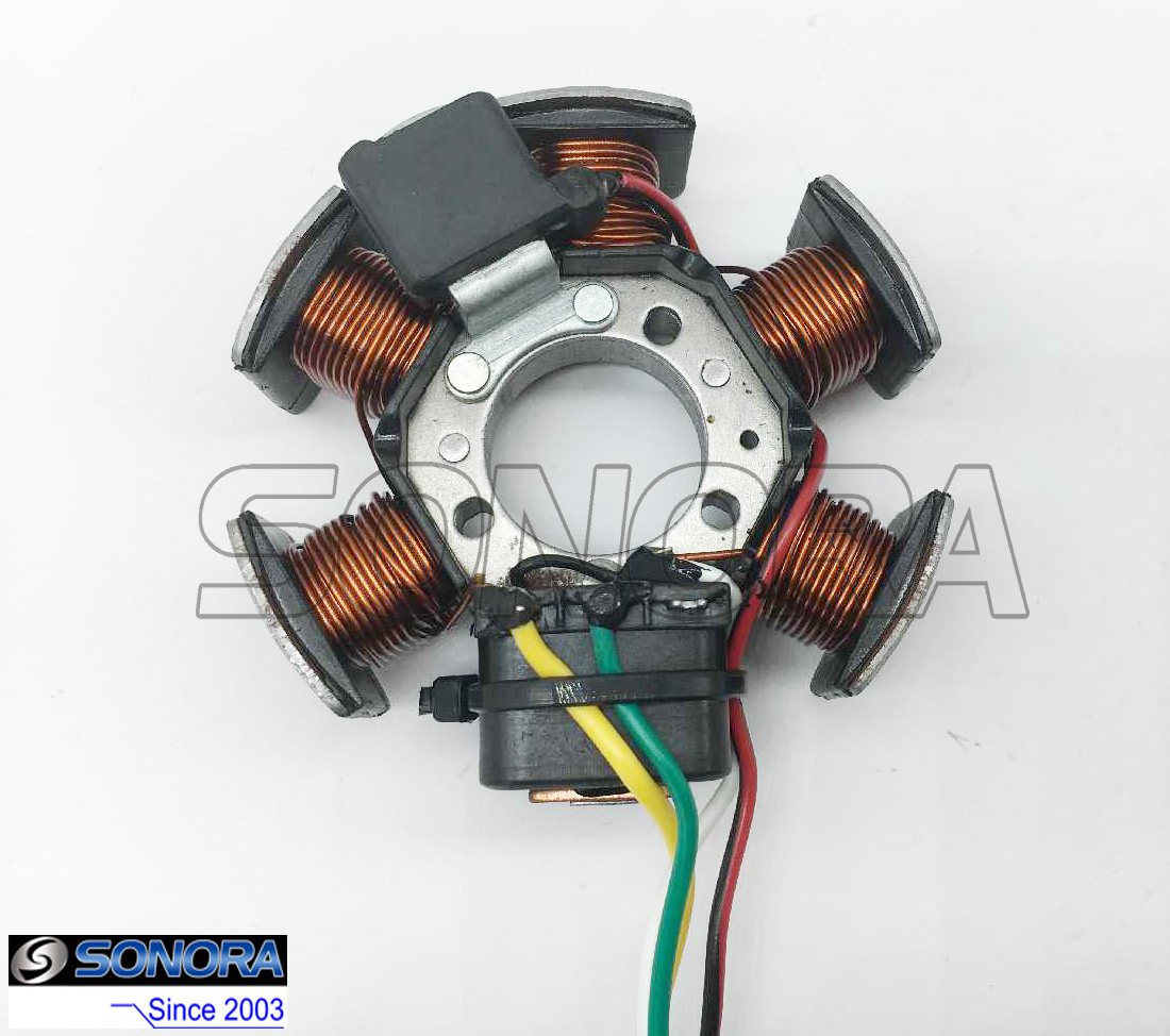 AM6 Stator Ignition Repair