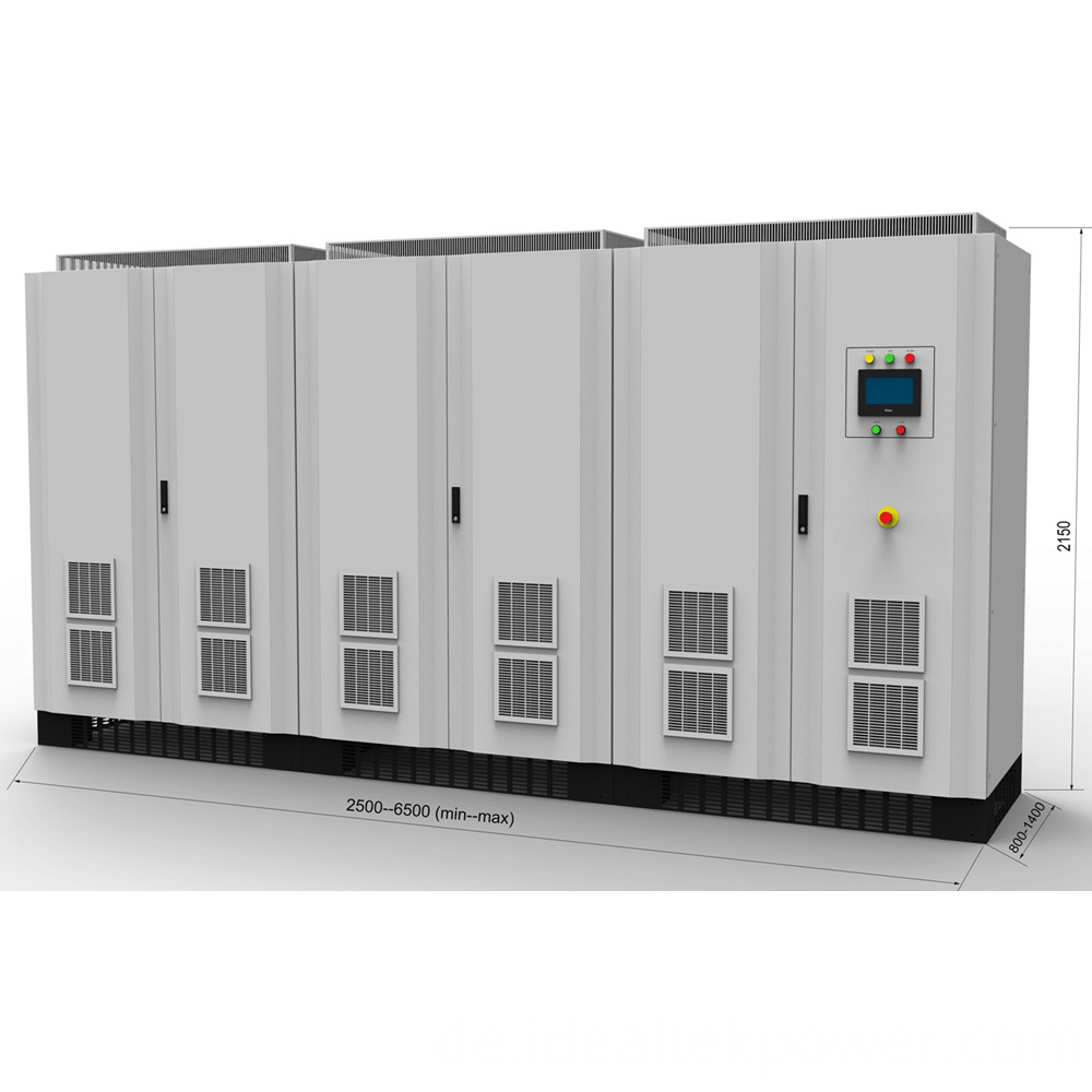 500 2000kw Dc Power Supply 2500 6500 2150 800 1400 With Size Data