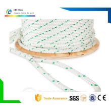 Directo de la fábrica de cuerda sólida de poliéster de trenza de cuerda
