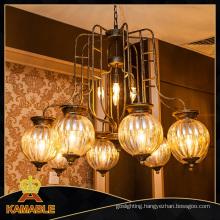 Lobby Chandelier Lighting Brass Hotel Lighting (Ka239)