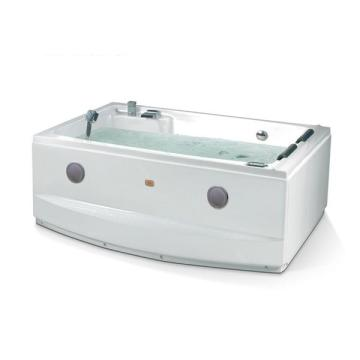 Sector With Comfortable Handle Bathtub