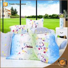 Hot New Product Haute qualité Ensemble de literie de luxe à bas prix en polyester