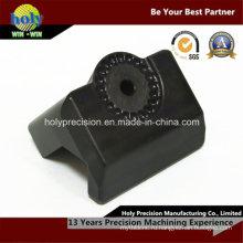 Пластиковые прототип чайник части пластмассы CNC подвергая механической обработке