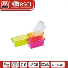 panier de rangement en plastique