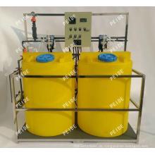 pH- und Leitfähigkeitsmesser Chemisches Dosiersystem