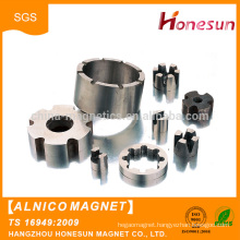 Spot wholesale price Cheap ring cast alnico magnet for Teaching