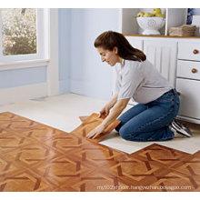 """Dry Back Back PVC Floor Tile 12""""*12""""*1.2mm"""