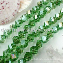 Kristall Twist Perlen