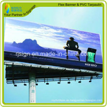 Hot Laminated Frontlit Flex Banner