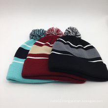 Classic Winter Fashion Knitted Beanie Hat (ACEK0118)