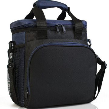 Big Capacity Shoulder Strap Zipper Tote Cooler Väskor
