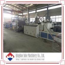 Extrusion de feuille de PVC faisant la machine (SJSZ80X156)