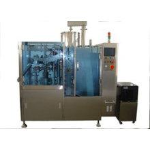 Автоматическая машина для наполнения и укупорки трубных пакетов CFG-100A