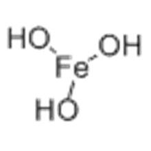 YELLOW IRON OXIDE CAS 1309-33-7
