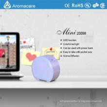 2017 neueste elektrische, bunte, Personal-Care Ultraschall LED Aroma Diffusor