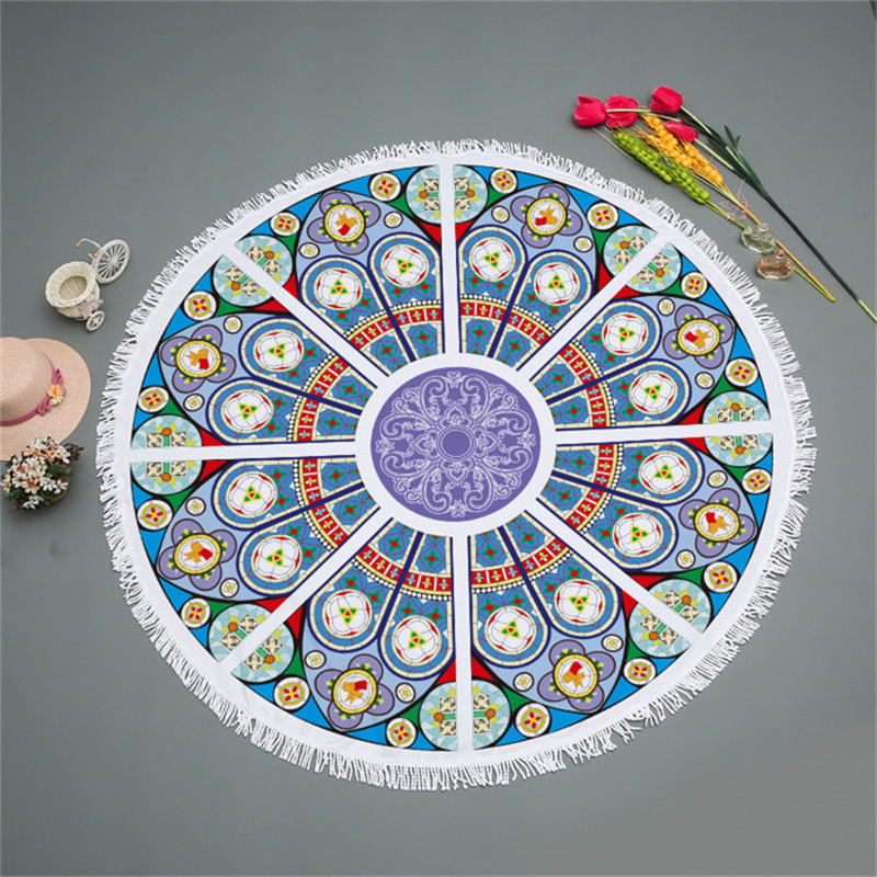 Comprar Dreamcatcher and Donut Round Beach Towel Nz