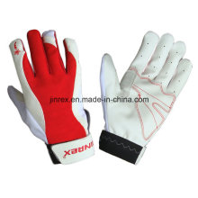 Leather Mechanics Working Tool Safe Hand Glove