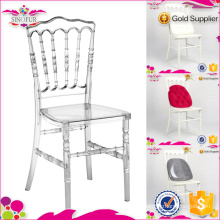Sino Furniture Napoleon Chair Best Sale Plastic Chair for Hotel Use
