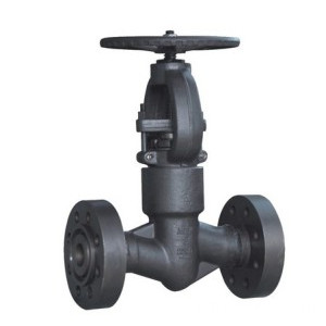 Forged Steel Seal Pressure Globe Valve