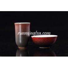 Ensembles de tasses de perfusion de thé Zisha chinoises