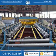 Скользящая регулируемая машина для профилирования металлических рулонов